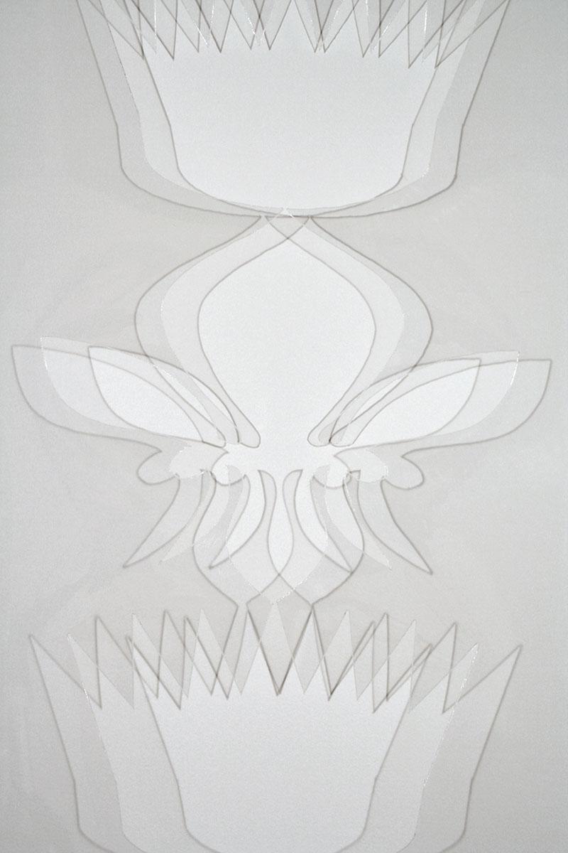Ennobled (Like Falls) Detail